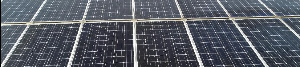 solar header
